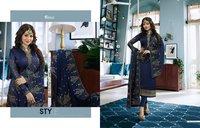 Georgette Designer Suits