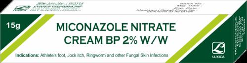Miconazole Nitrate Cream