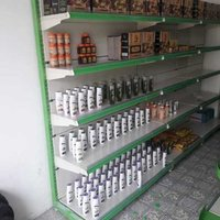 Patanjali Store Display Racks