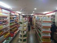 Patanjali Store Display Racks