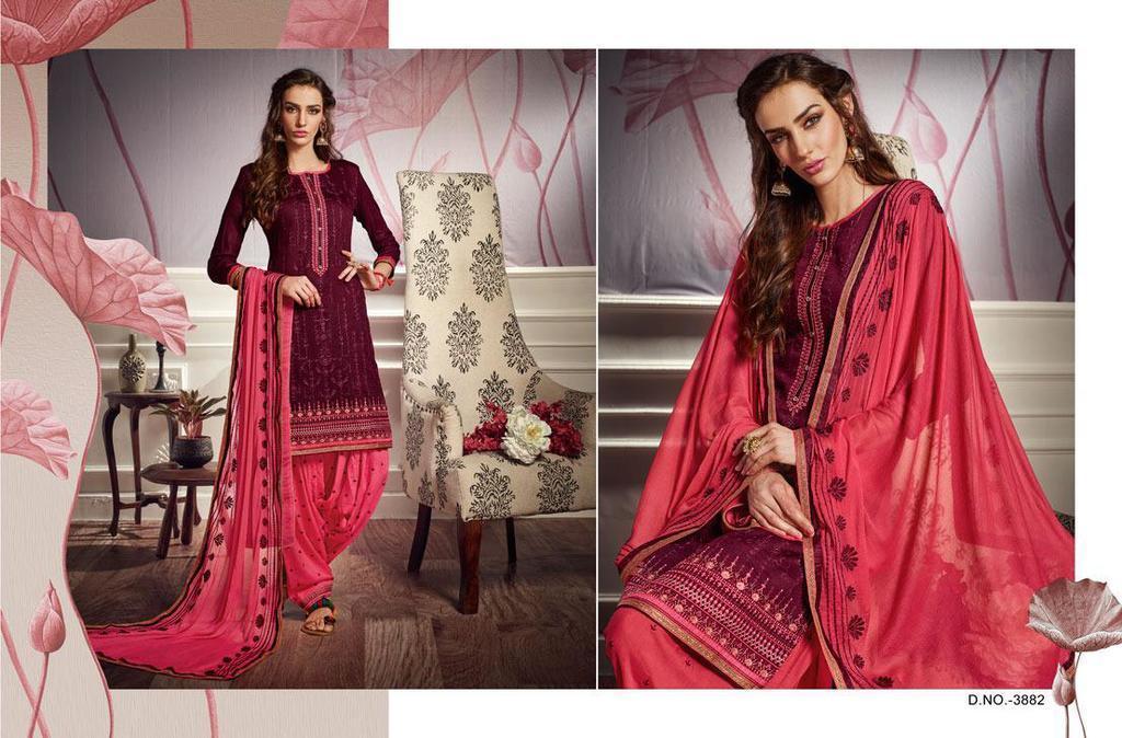 Latest Designer Punjabi Suits