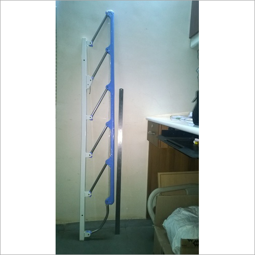 Half Opened SS Collapsible Railing