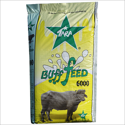Buff 6000 Cattle Feed
