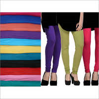 Ladies Lycra Leggings Fabrics