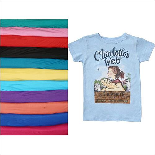 Children Colour Full Dress Fabric