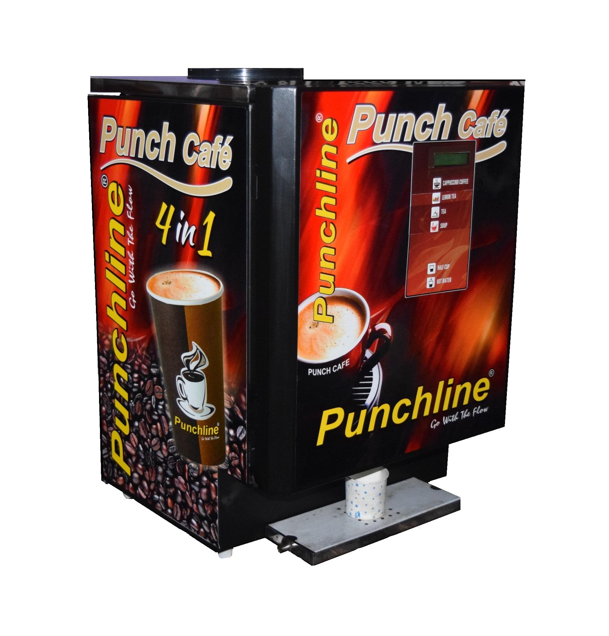 Vending Tea Machine