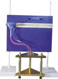 最初的表面吸收测试用具