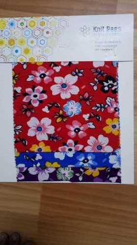 Floral Printed Fabrics