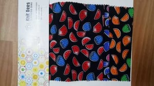 Printed Girls Pant Fabrics