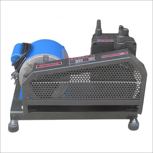 Rotary Piston Vacuum Pump