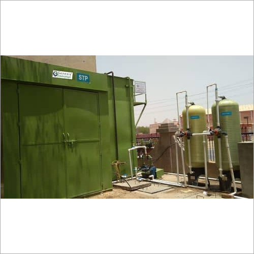 Sewage Industrial Water Treatment Plant