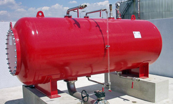 Fire Storage Tanks