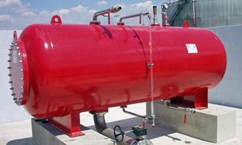 Fire Storage Tanks