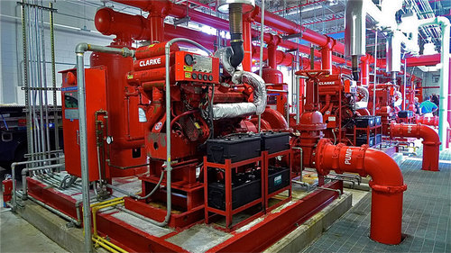 Fire Pumping System