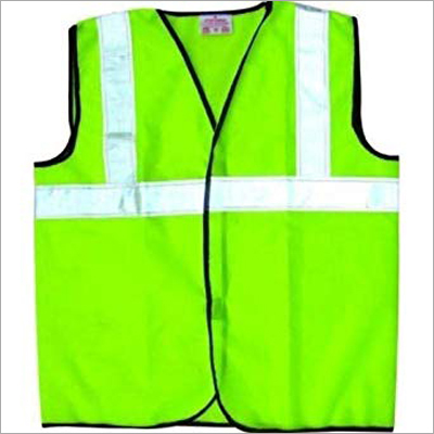Safety Jacket 2 Inch Green
