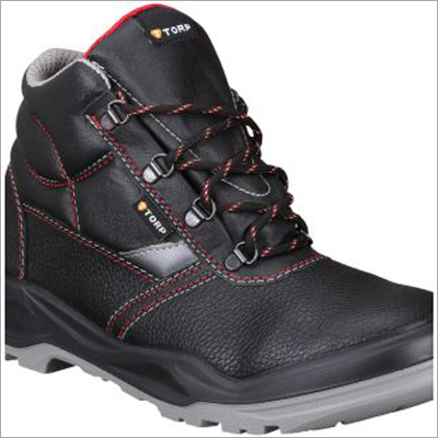 TTORP BEN -10 High Ankle Double Density Safety Shoes