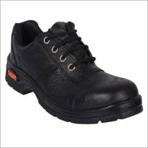 Tiger Lorex Steel Toe PU Sole Black Safety Shoes