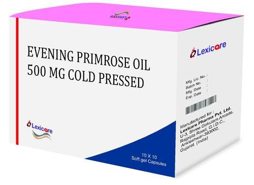Evening Primrose Oil Softgel Capsules
