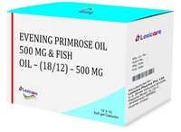 Evening Primrose Oil and Fish Oil  Softgel Capsules