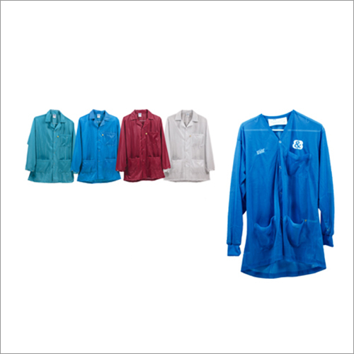 ESD Aprons - Class D - LAB Coat - Inner Garments