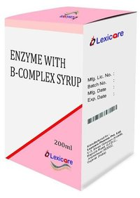Enzyme and Vitamin B-Complex Syrup