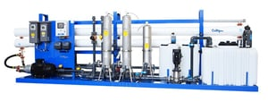 RO Softwater Pipeline & Distribution System