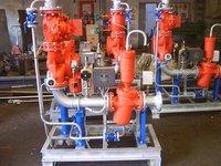 Pump & Panel  for Chemical Distribution