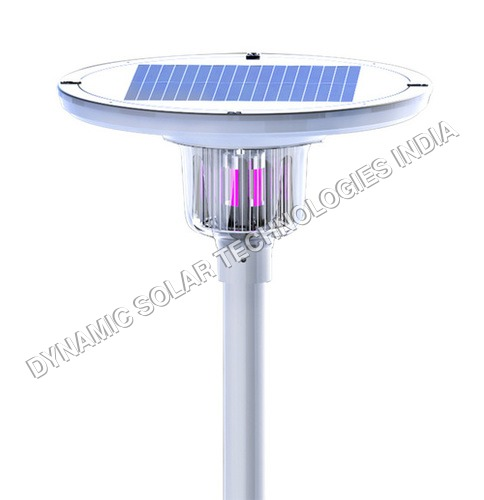 All In One LED Solar Outdoor  Courtyard Light