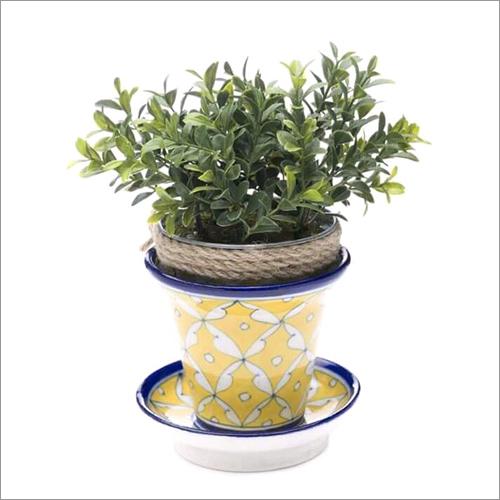 Ceramic Planter Plate
