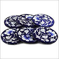 Ceramic Pottery Tea Coaster