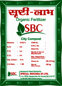 City Compost Fertilizer