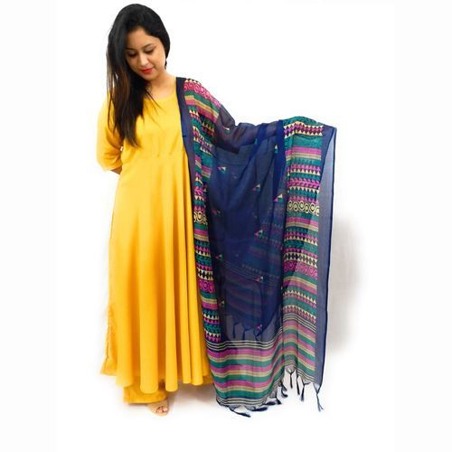 Anarkali Suit With Dupatta