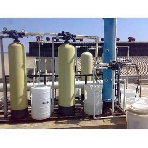 Demineralization Water Treatment Plant