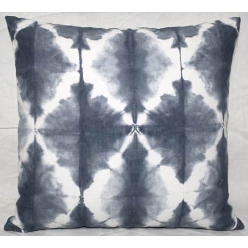 Grey & White Cushion