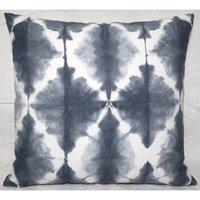 Grey & White Cushion
