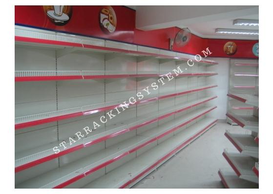 Display Racks for Super Market