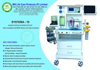 High Performance Anaesthesia Workstation