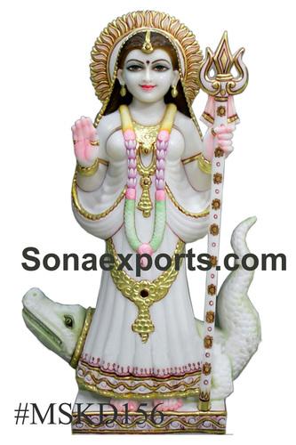 Goddess Khodiyar Statue