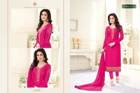 NEW  STYLISH BRASSO SALWAR KAMEEZ