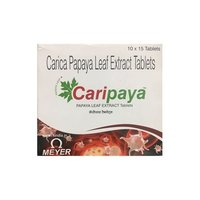 Carica Papaya Leaf Extract Tablets