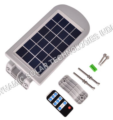 800 Lumens Mini Series Fully Automatic Remote Controlled All-In-One LED Solar Street Light