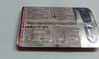rifampicin isoniazid ethambutol hydrocloride tablets