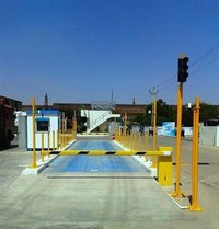 Portable and Unmanned Road Weighbridges