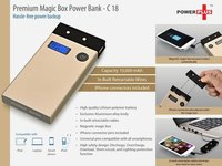 POWER PLUS MAGIC BOX PREMIUM POWER BANK