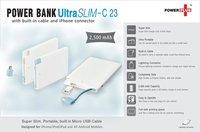 Ultra Slim Power Bank