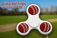 Cricket Ball Fidget Spinner