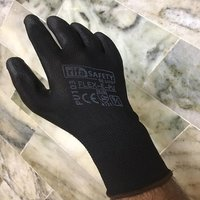 PU Safety Gloves