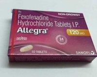 fexofenadine hydrocloride tablets