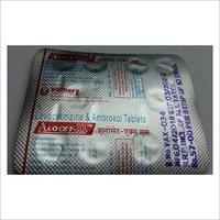 levocetirizine ambroxol tablet