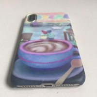 Printed Mobile Phone Case For Iphone X